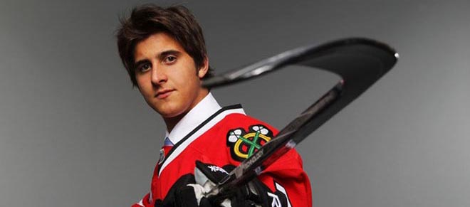 Hawks nab Danault 26th in 2011 NHL Entry Draft