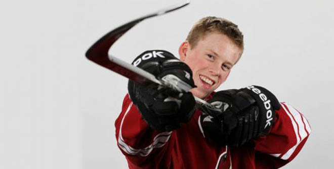 Coyotes' Connor to Sarnia Sting