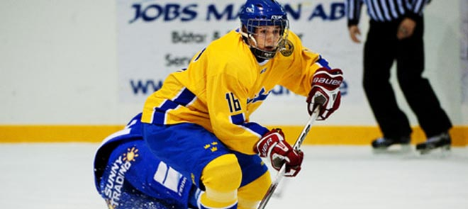 Hall: Swedish intrigue at the Draft