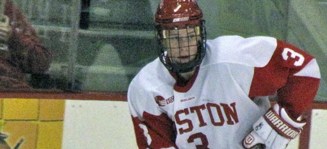 Coyle leaves BU, joins Sea Dogs