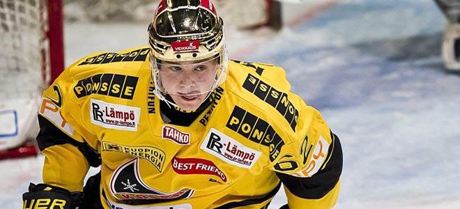 Lehkonen leads Finland into U18's