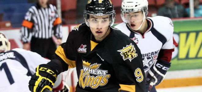 Provorov 1 - Brandon Wheat Kings