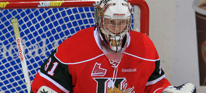 Fucale named FC Goaltender of the Month