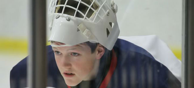 Goalie Demko added to USA Hockey camp