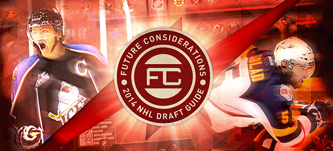 ON SALE! FC's 2014 NHL Draft Guide