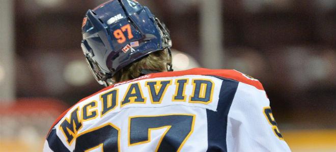 McDavid 5 - CHL Images