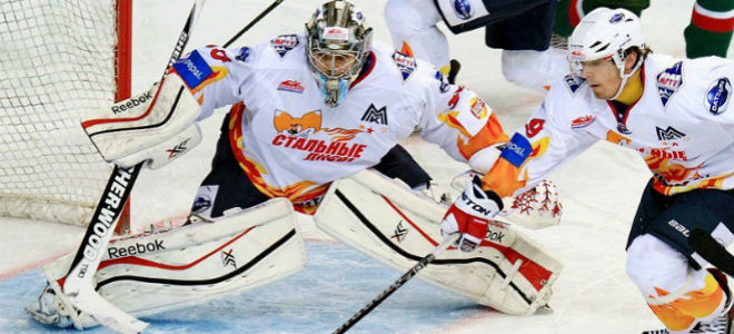 Samsonov named DoubleBlue Goalie of the Year