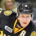 Jakob Chychrun of the Sarnia Sting. Photo by Terry Wilson / OHL