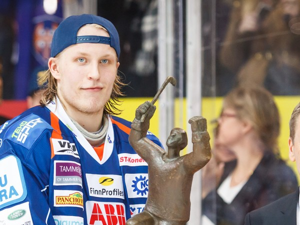 Laine to represent Finland at World Cup