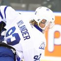 Alexander Nylander of the Mississauga Steelheads. Photo by Aaron Bell/OHL Images