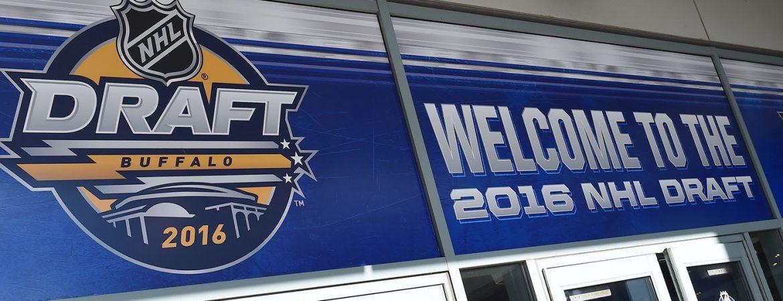 2016 NHL Draft Results
