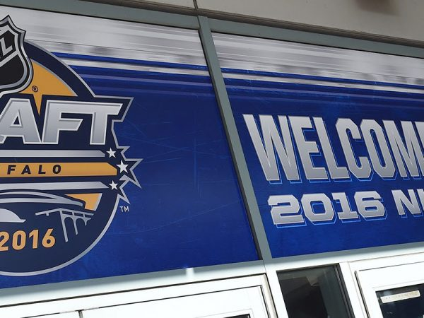 2016 NHL Draft Results