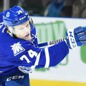 Owen Tippett of the Mississauga Steelheads. Photo by Aaron Bell/OHL Images