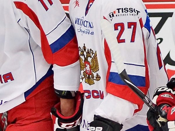 Kostin to represent Team Russia