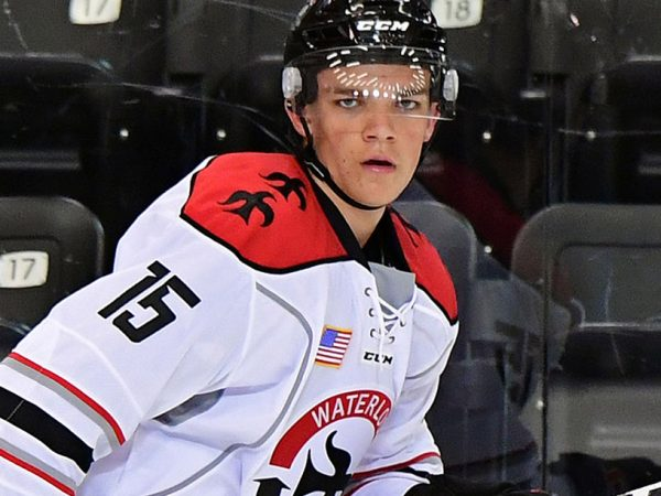 Bowers' big week gets rewarded by USHL
