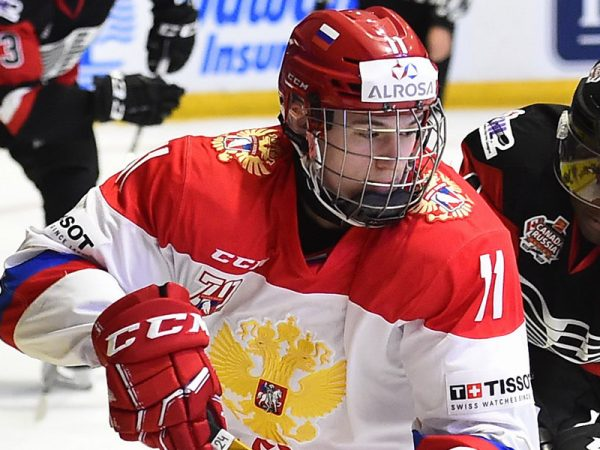 Kostin named to Russia's WJAC team
