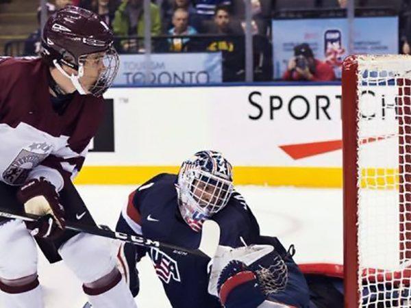 World Juniors offers rare draft spotlight for Latvia