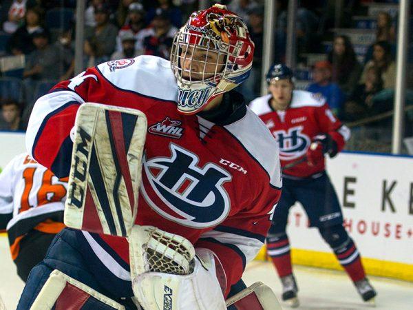Skinner nets WHL goalie nod