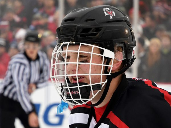 Mittelstadt named candidate for Mr. Hockey Award